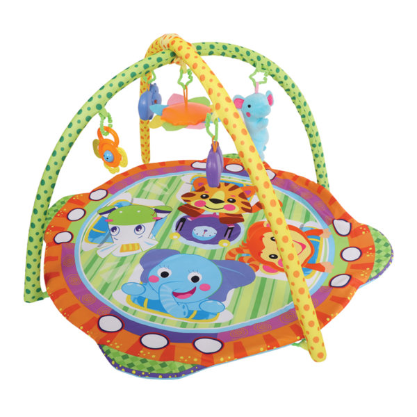 """Lorelli Toys Бебешка активна гимнастика - Тепих за игра """"САФАРИ"""" 1030028"""